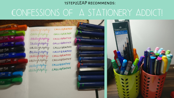 1step2LEAP recommends value for money stationery items